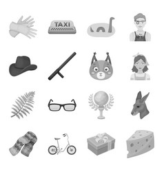 Cleaning animals sports and other web icon in vector