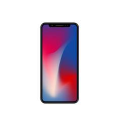 Modern new concept smartphone vector