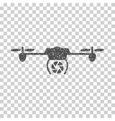 Shutter spy airdrone grainy texture icon vector