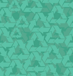 recycle pattern2 vector image