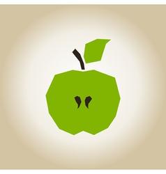 Apple broken vector