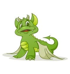 Small dragon vector