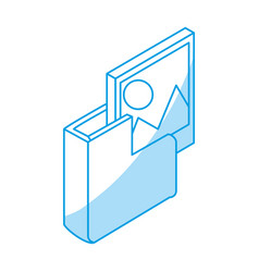 Picture file 3d vector