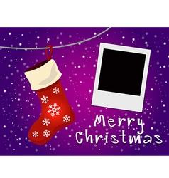 Merry christmas 3 vector