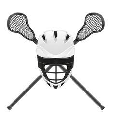 lacrosse 07 vector image