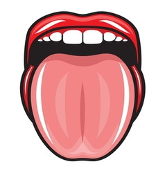 Lips tongue pop art1 resize vector