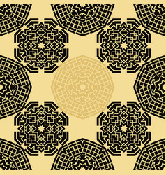 Mandala pattern vector