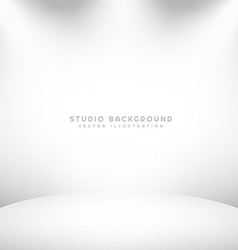 photography studio background vector image