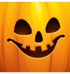 Funny halloween greeting card vector