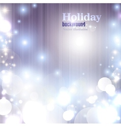 Elegant christmas shining background with vector