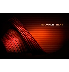 abstract neon background vector image vector image