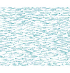 sea ocean seamless vector image vector image