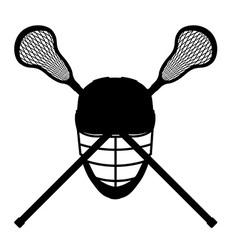 lacrosse 08 vector image vector image