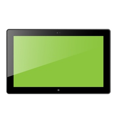 Win tablet vector