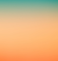 Gradient colorful abstract background vector image