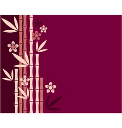 Oriental Background vector image