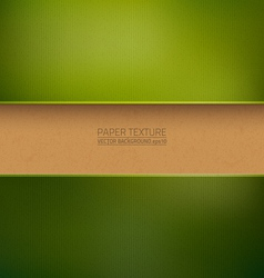 Cardboard paper textured background vector