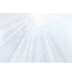 White background stars vector
