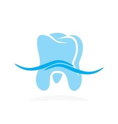 Zub zdravlje2 resize vector image vector image