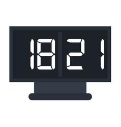Board score american football icon vector