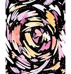 Spots watercolor seamless vector