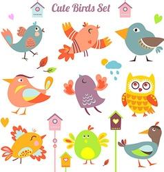 BirdsSet vector image
