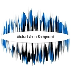 Sound waves oscillating vector
