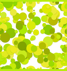 Abstract seamless circle background pattern - vector