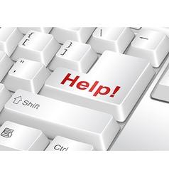 Help key vector