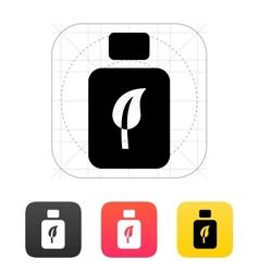 Rinse teeth icon vector image