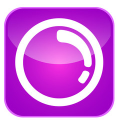 search app icon vector image