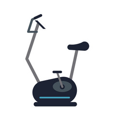fitness icon image vector image