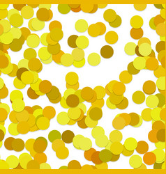 Seamless random dot background pattern vector
