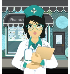 Pharmacy vector