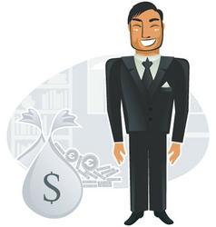 money1 vector image