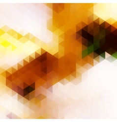 Abstract Background mosaic vector image