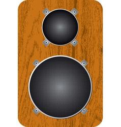 speaker 01 vector image