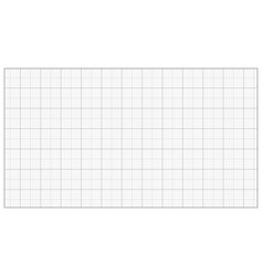Millimeter paper  grey graphing paper for vector