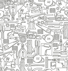 Seamless pattern construction tools vector