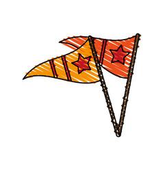 Pennant vector