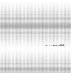 Dotted halftone background clean texture vector image