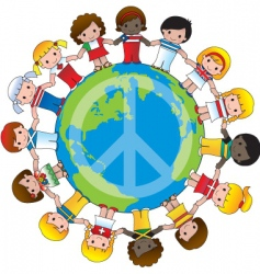 Global children vector