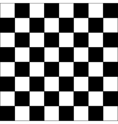modern chess board background pattern vector image
