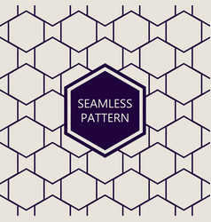 Seamless pattern decorative design template vector
