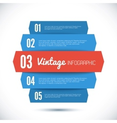 Design template for your infographic vector image