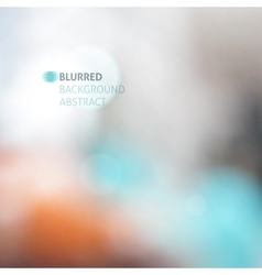Blur background vector