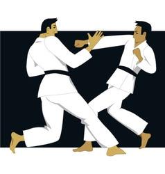 Jujutsu vector image vector image