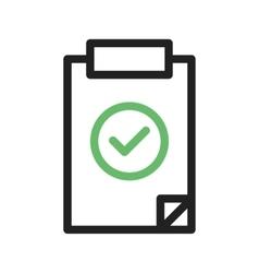Validated list vector
