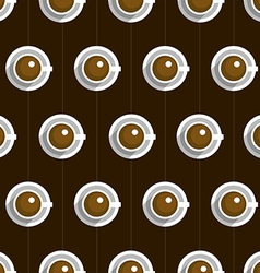 CoffeePatterns vector image