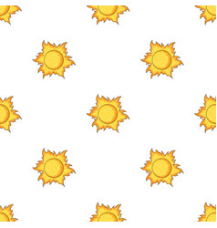 The sun is brightsummer rest single icon in vector